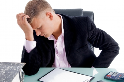 stress employee