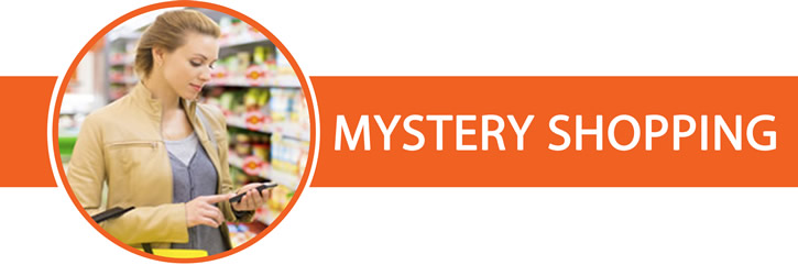 Services Mystery Shopper