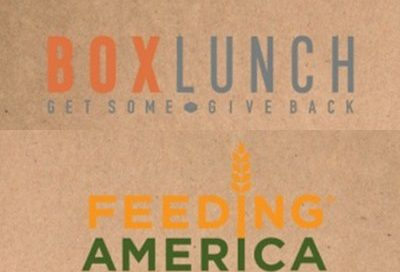 Get Something and Give Back - Box Lunch
