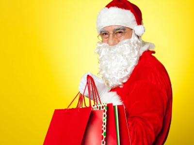 Santa Shopping