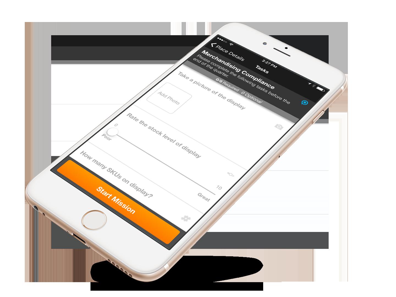GoSpotCheck App