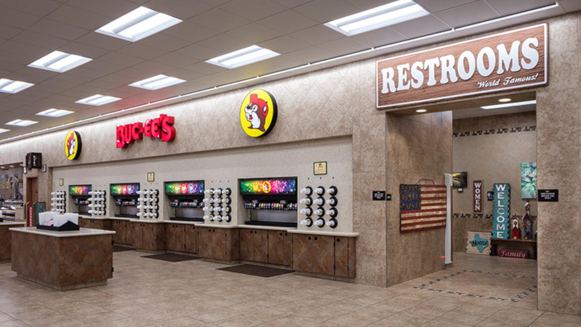 Buc-ee's Restrooms