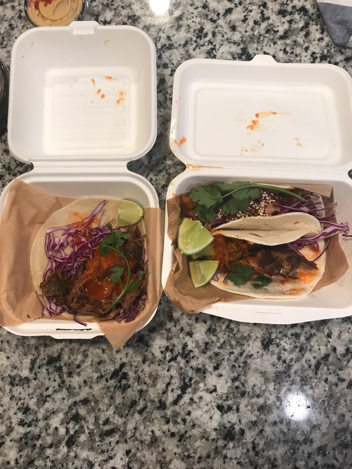 Customer #1 - Food 3