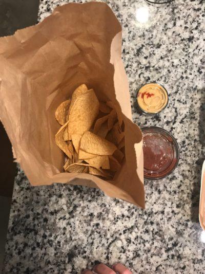 Customer #1 - Food 4