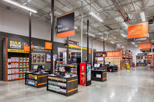 Home Depot - WD Partners