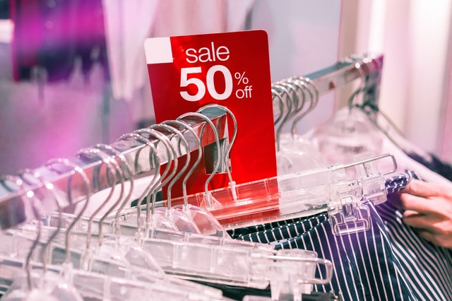 Shoppers Can Expect Big Clearance Sales