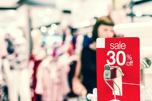 Retail Sales Stall