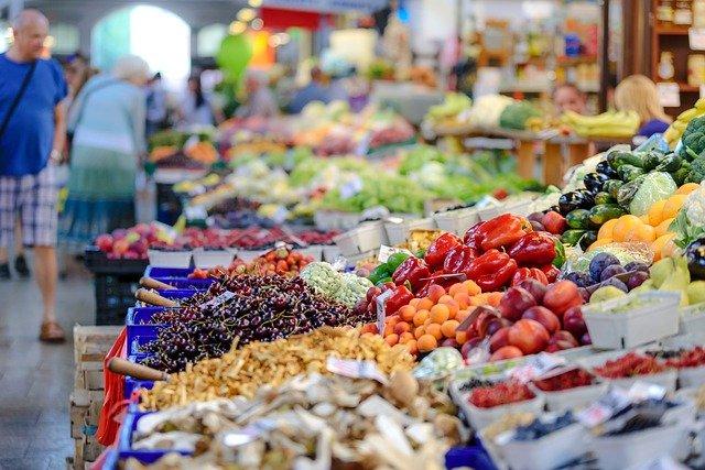 Food Prices Surge